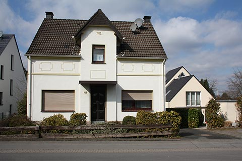 Detached house in Dortmund